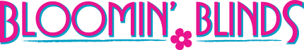 Bloomin' Blinds Logo