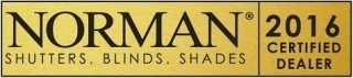 Norman 2016 Certified Dealer Badge